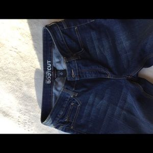 New York & Co. Curvy Low Rise Bootcut Jeans
